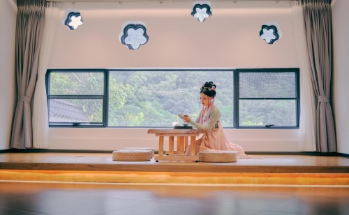 世间香境七溪地:广州1h可达的舒适轻奢度假区,颜值高不扎堆,中秋国庆超适合