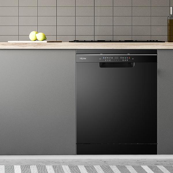 不只是选购硬件!场景打动用户带来海尔洗碗机翻番增长
