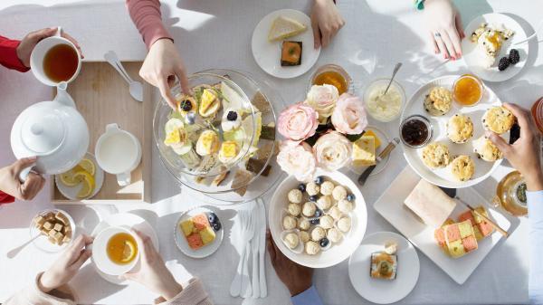 享受烘焙,愛上下午茶時光