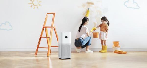 米家空气净化器4 Pro预售倒计时:多重福利,母婴优选!