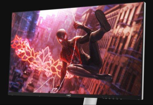 HKC九月新品显示器抢先看:大胆新潮外观,MiniLED技术加持