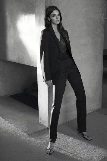 美国高端购物平台FWRD宣布签约Kendall Jenner出任创意总监