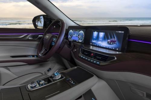 福特领裕推全新7座车型 主打舒适安全每一座
