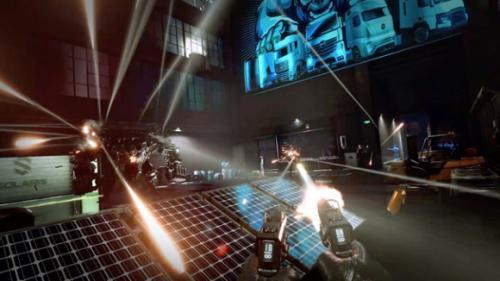 爱奇艺奇遇3 VR免费好游戏推荐之《雇佣兵:智能危机》