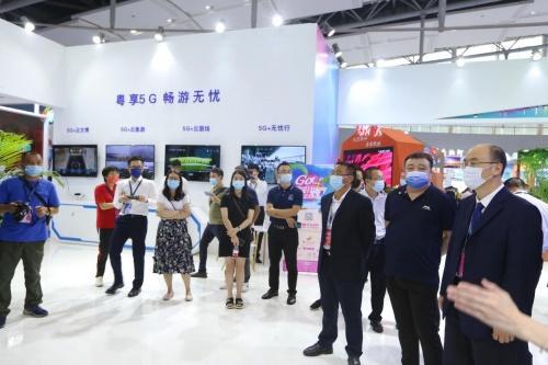 从通讯到旅游 无忧行广东国际旅游产业博览会精彩亮相