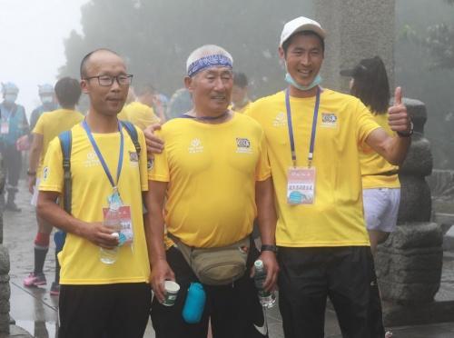 探拓户外总冠名泰山国际登山比赛,打造国际化户外运动赛事