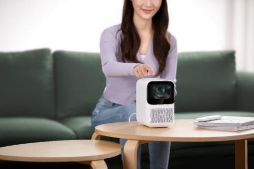 智能加倍 萌酷依旧 ——小明Q1 Pro投影仪超进化来袭