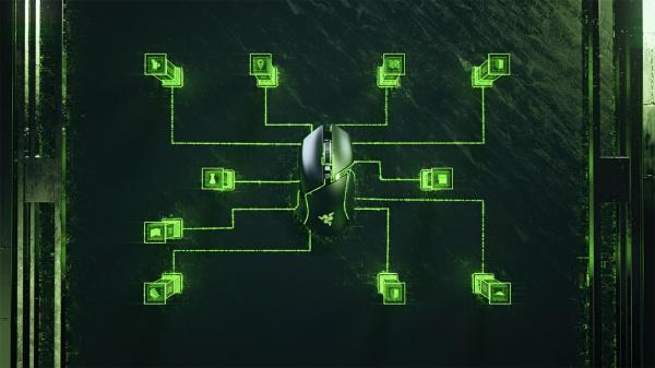 配备智能滚轮模式 RAZER发布巴塞利斯蛇V3