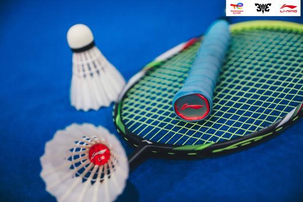 奥运冠军傅海峰前来助阵,道达尔能源·李宁李永波杯3V3羽毛球赛佛山站火热开打