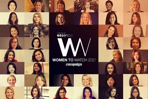 多准CEO虎魄获评Campaign Asia Women to Watch 2021年度大奖