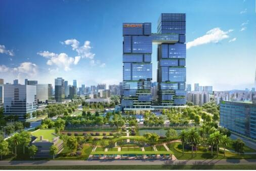 """金地集团:中国""""南硅谷""""炼成记"""