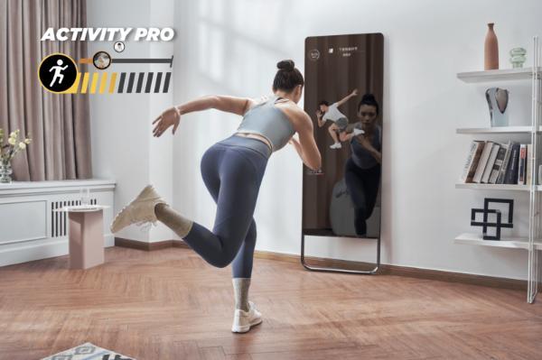 """当""""元宇宙""""火到健身圈,智能健身镜能成为新世界的一个入口么?"""