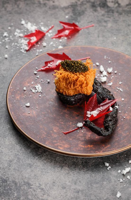 万众瞩目!2022黑珍珠餐厅入围名单公布,缦府宴荣耀上榜