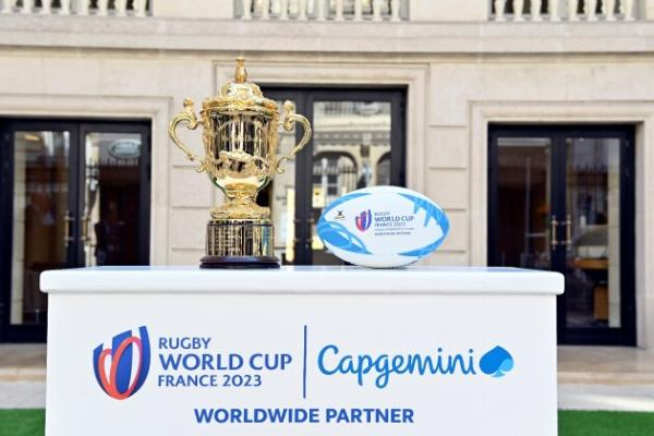 凯捷(Capgemini)成为2023年法国橄榄球世界杯全球合作伙伴