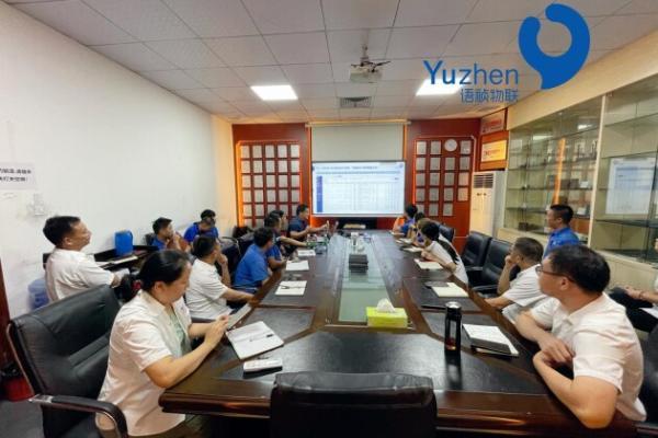 语祯物联发力新能源领域 联合深圳石金共建行业数字标杆