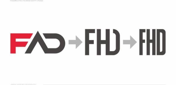 2021炙热新征 | FHD酒店设计事务所品牌全新VI系统升级