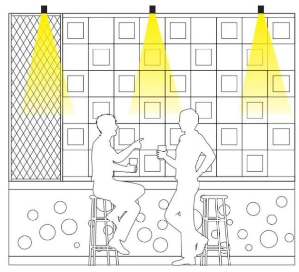 餐饮照明 | 富有情调的音乐餐吧照明解决方案