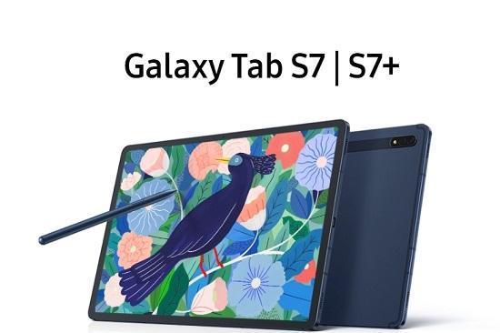 三星Galaxy Tab S7|S7+证明:办公也能如此惬意