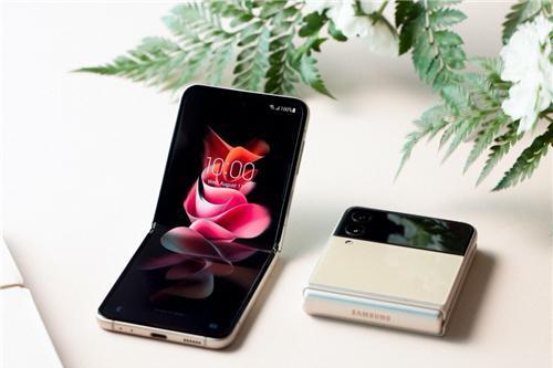 体验三星Galaxy Z Flip3 5G 随时随地拍摄美好生活