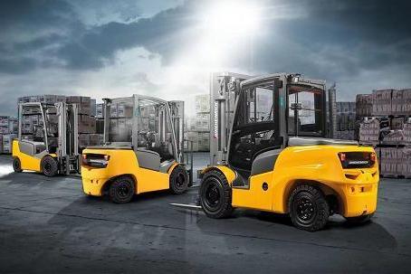 京东工业品与永恒力叉车达成合作 大型机械设备实现线上定制