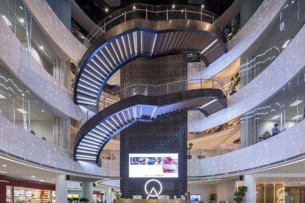 推动楼宇经济发展,ATLAS 寰图激发城市焕新价值