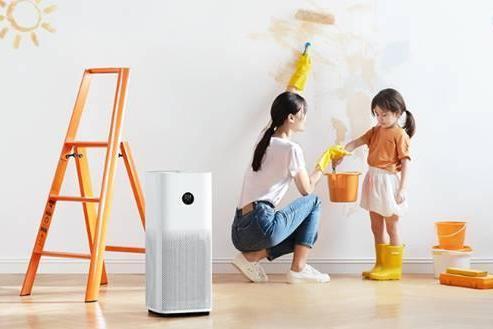 米家空气净化器4 Pro——除醛抗菌升级,呵护宝宝呼吸健康