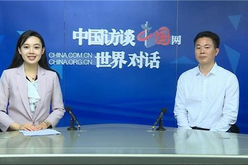 广东优凯科技受邀《中国访谈》——以科技创新之姿,走绿色环保之路