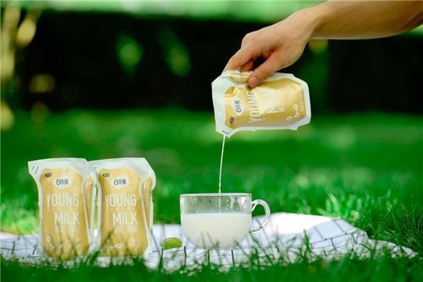 常温牛奶打开新世界!白小纯何以成为国货之光?!