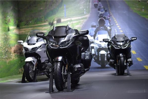 骑上Honda,即刻出发!Honda豪华阵容亮相重庆摩展!