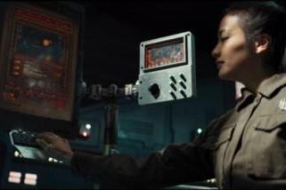 科幻惊悚电影《太空群落》今日爱奇艺上线 未知生物突破人类思维局限