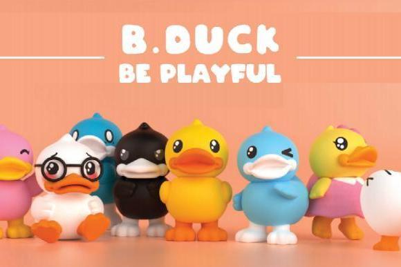 国民IP进阶之路——B.Duck小黄鸭做对了什么