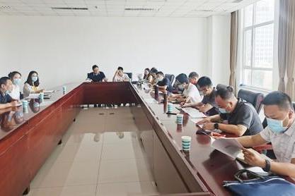 数字政务落地有声|德阳考察组赴河北学习交流政务云视频建设