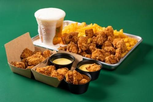 Shake Shack内地重磅推出Chick'n Bites招牌脆鸡块