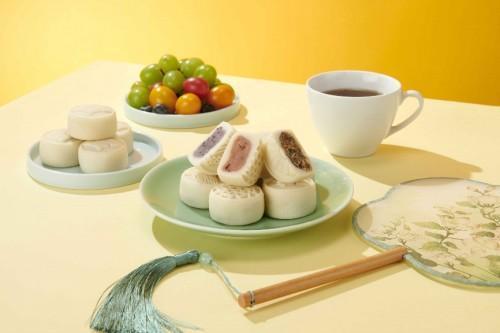 天猫超级品类日|五芳斋升级你的新潮月饼