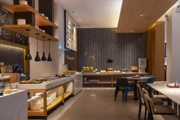 绿城中央的明星酒店——南宁滨湖路青秀万达格林东方酒店