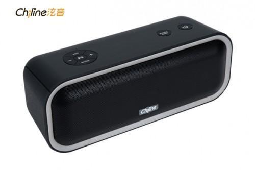 小身材大能量 Chiline泫音HitPods Boost真无线蓝牙音箱
