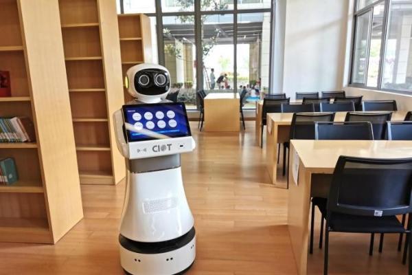 防疫常态化 CIOT机器人矩阵化出击 彰显中国智造硬实力