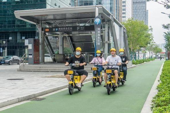 深度融入城市公共交通,小遛参与建设宁波一小时通勤都市圈