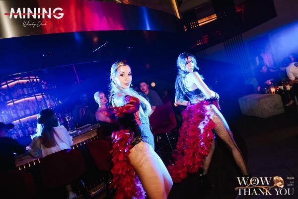 MINING富民路店二周年店庆于上海市静安区隆重举行