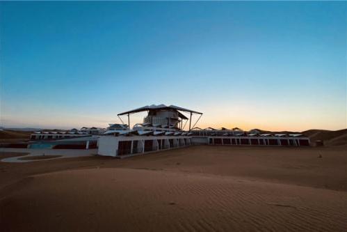 大漠黄河 乐动星辰——2021年黄河数字音乐节将在宁夏中卫举行