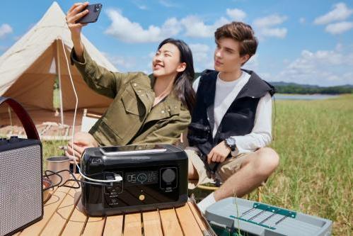 EcoFlow正浩发布全新户外电源睿RIVER mini系列,随时随地尽享时尚数码生活