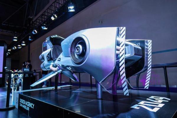 科幻未来浓度过高!惊艳摩博会的速珂展台长什么样?