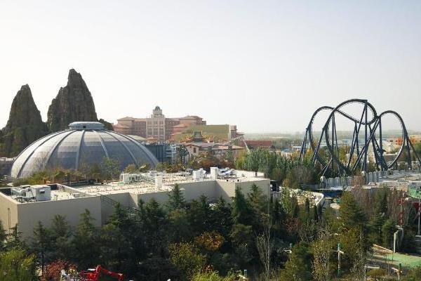 定了!北京环球度假区9月20日正式开园,多维智造助力奇幻之旅!