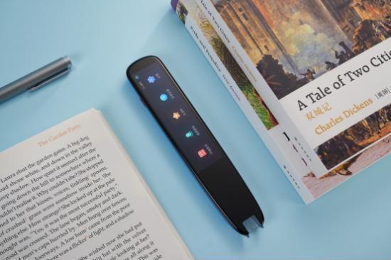 讯飞翻译笔S10,为新学期的英语学习保驾护航