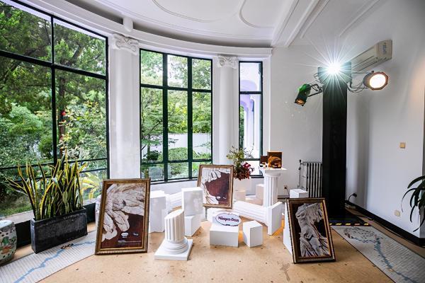 心艺臻礼圆满中秋|哈根达斯天猫超级品牌日开启世界艺术殿堂之旅