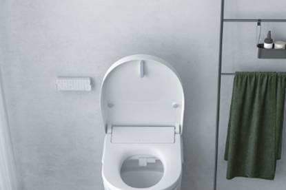 智米智能马桶盖S——贴心设计,让如厕更加卫生