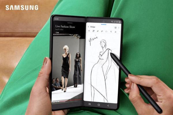 随时随地高效办公 S Pen为三星Galaxy Z Fold3 5G带来越级体验