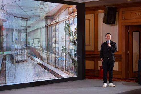 火星时代汪洋受聘为深圳福田区政府建筑装饰专家设计顾问