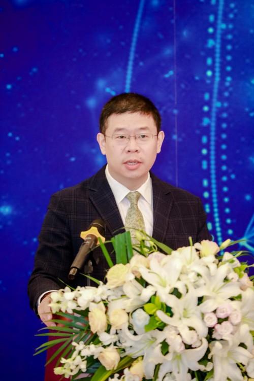 """打造人才高地 创新驱动发展——中国留学人才发展基金会与双创街控股战略合作暨""""国际人才港""""项目发布活动在京举办"""