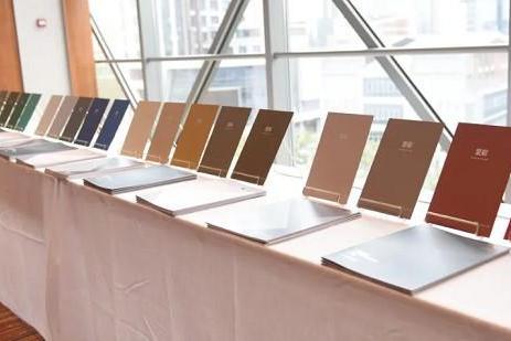立邦将莫兰迪色系运用于中国新工业建筑色彩